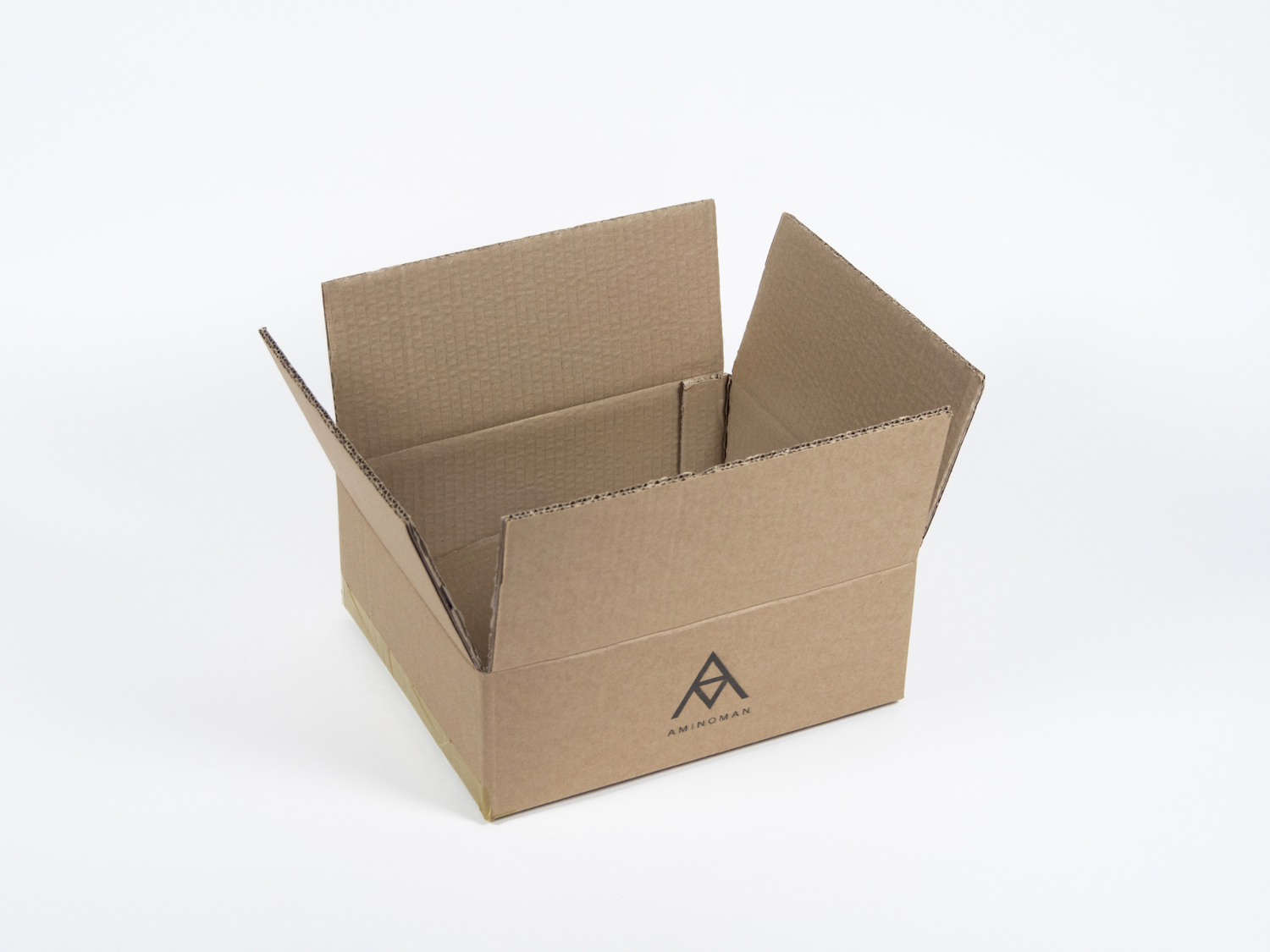 A simple custom printed cardboard box from Boxtopia
